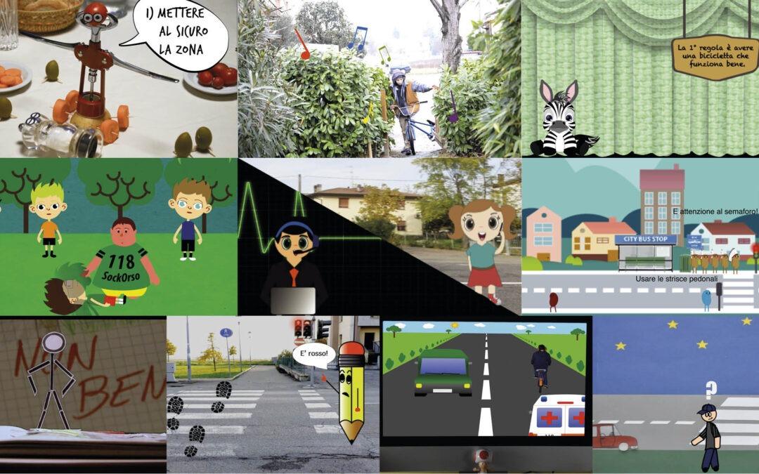 Premiazione video sulla sicurezza stradale