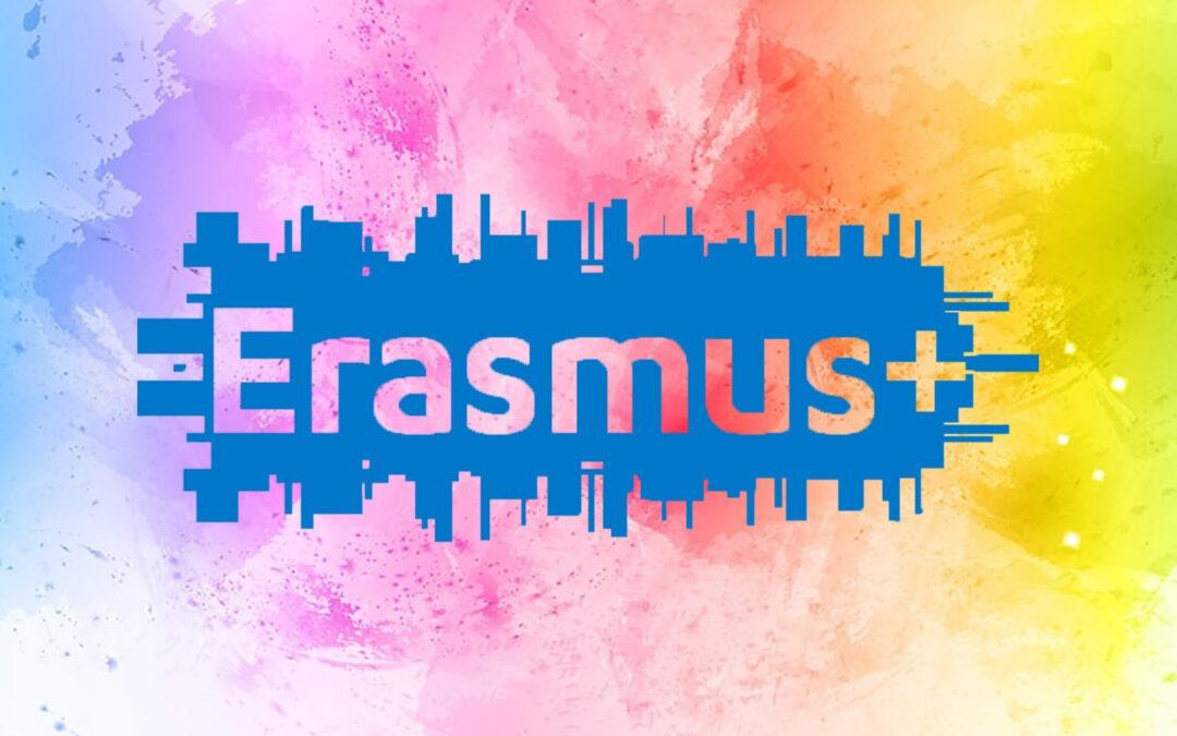 "Erasmus+: ""Formando giovani in Europa"""