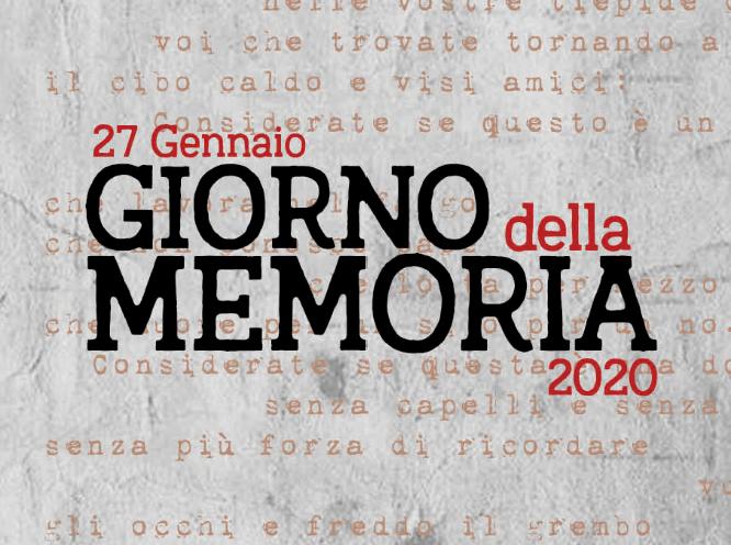 Giorno della Memoria 2020