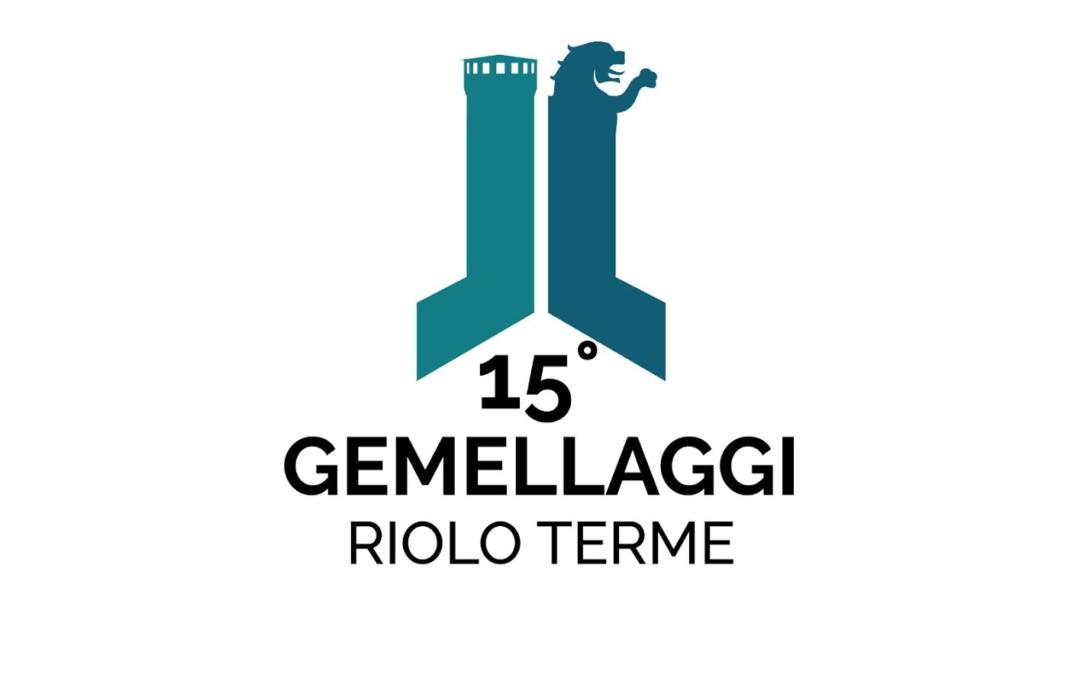 Associazione gemellaggi di Riolo Terme: vince il logo commemorativo realizzato da Marco Pagani 4Bg